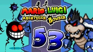 Let's Play Mario & Luigi Abenteuer Bowser Part 53: Final Boss - Finsterbowser & Krankfrieds Seele