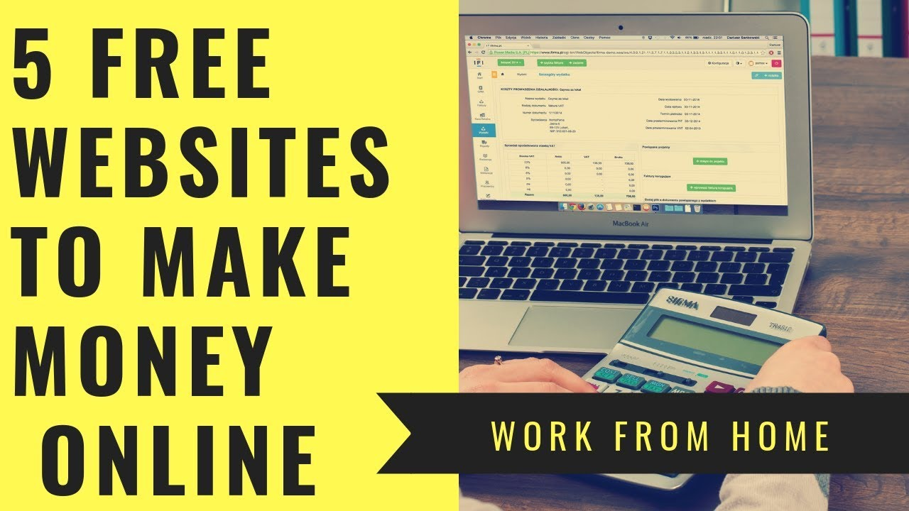 Best way to create website for free and earn money online