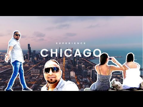 EXPERIENCE TRIP TO CHICAGO | DOWN TOWN | 360 CHICAGO | MICHIGAN LAKE | AMERICA | BEST PLACES 2 VISIT