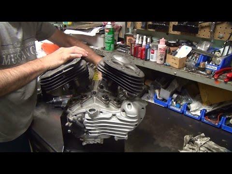 #101 1942 wla stroker motor build mock-up 45 wl flathead harley race hotrod by tatro machine