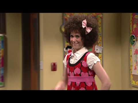 Planet Rock Afrika Bambaataa Gilly SNL Kristen Wiig