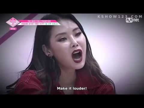 [ENG] Produce 48 EP 6 | Don't Know You CUT (2/2)