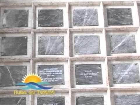 Reportaje sobre el Panteón Nacional dominicano