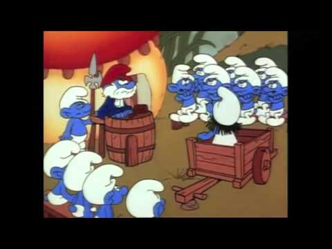 Smurfette Unmade flashback (with The Smurfs Season 1 Episode:The Smurfette)