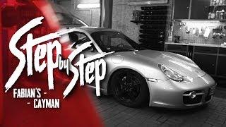 HOLYHALL | FABIAN'S CAYMAN | STEP BY STEP