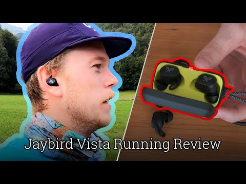 Jaybird Vista Unboxing and First Impressions | Running Review 🏃♂️