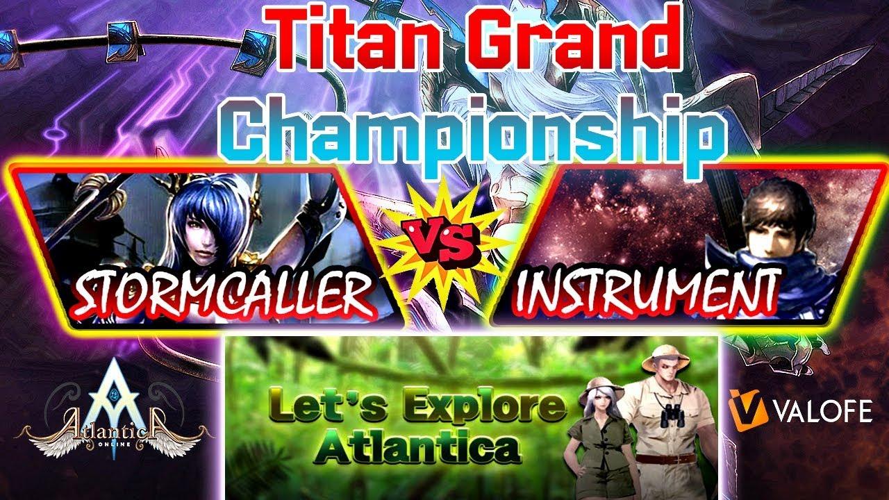 7 49 MB] Titan 26/05/2019 PM: Semifinal - Tirandill vs