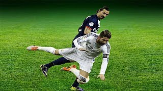 Sergio Ramos Vs Zlatan Ibrahimovic ●Wild Moments