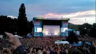 Deichkind - Tetrahedron (Intro) (Live @ Das Fest 2012)