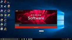 PC Gaming Basics: GPU Driver Installation (AMD)