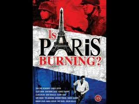 Is Paris Burning? Paris brule-t-il?�) - Theme