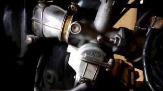 ajustes de carburador