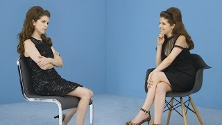 pitch perfect star anna kendrick interviews herself