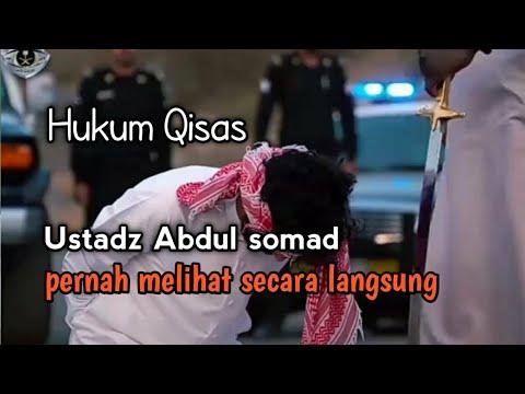 Download Pengalaman ust. Abdul somad melihat hukum panc*ng secara langsung