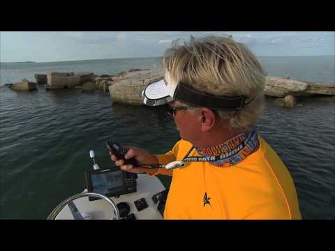 Capt. Blair Wiggins demonstrates Riptide Ulterra
