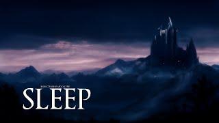 10 Hours Dark Ambient Sleep (2 Hz Delta Wave, Forbidden Mountain)