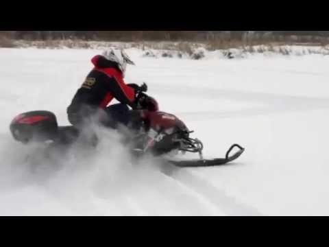Снегоход WIND 320
