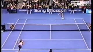 WTA Championships 2005 RR 3: Amelie Mauresmo vs. Mary Pierce Highlights