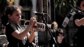 WHEN YOU'RE SMILING ELSA ARMENGOU SANT ANDREU JAZZ BAND ( joan chamorro direccion )