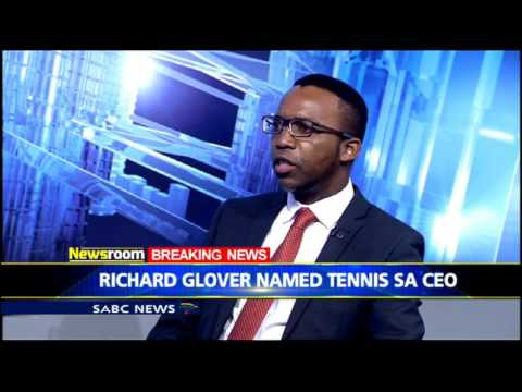 Richard Glover named tennis SA CEO
