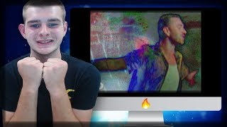 reacting to calvin harris sam smith promises must see best reaction ever