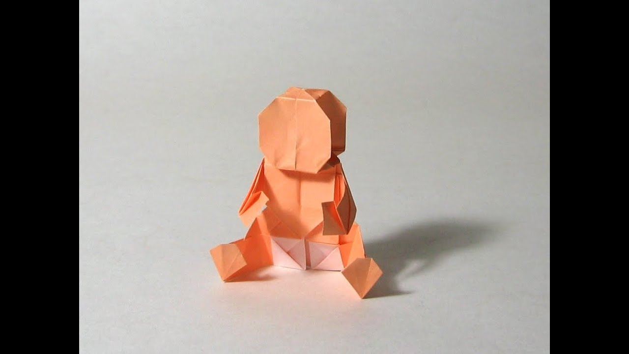 Origami Instructions Baby Robert Lang