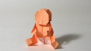 Origami Instructions: Baby (robert Lang)