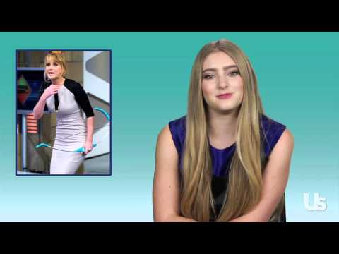 Willow Shields: Jennifer Lawrence Would Win the Real Hunger Games  The Name Game