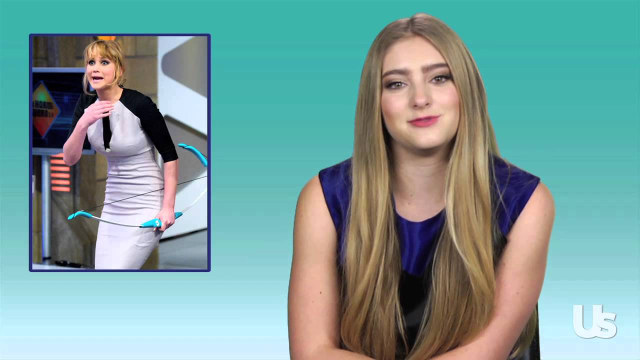 Willow Shields: Jennifer Lawrence Would Win the Real Hunger Games ...