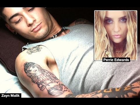 Zayn malik plans to remove his tattoo of perrie edwards for Zayn tattoo perrie
