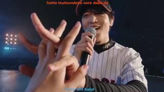 Gambar cover (Romaji/EngSub) Kiseki - Minho Tokyo Dome Solo