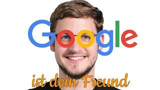 KNALLHARTE FRAGEN   Google ist dein freund