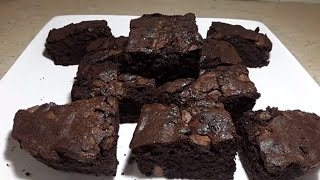 Chocolate Brownies | Easy and Quick Recipe | *Cook With Hassan*