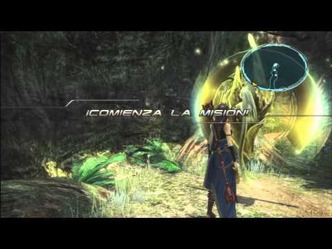 Guía Comentada Final Fantasy XIII HD - Parte 62 - Muchos PC's en la Quebrada de la Casta