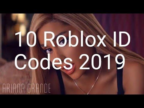 10 Roblox Popular Music Codes Id S 2019 Ariana Grande Youtube