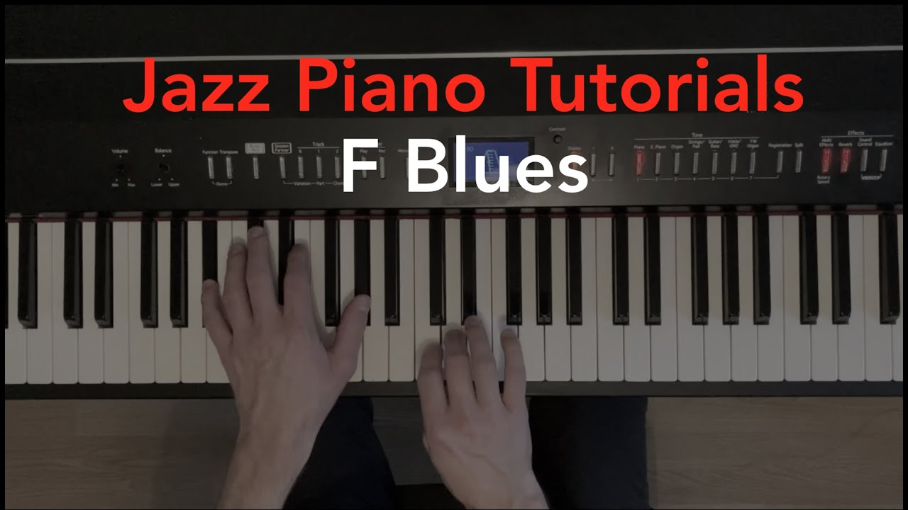 F Jazz Blues
