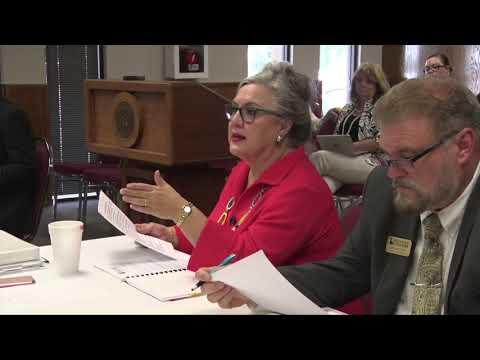 7-11-19 Weatherford College Board of Trustees Meeting