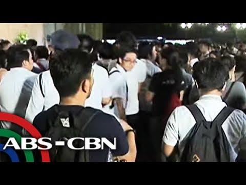 TV Patrol: Mga opisyal at miyembro ng Aegis Juris fraternity sa UST, sinuspende