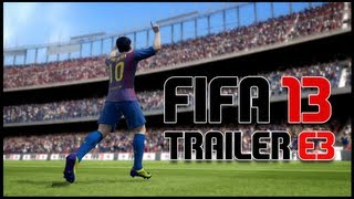 FIFA 13 - Trailer ufficiale Gameplay E3 - Italia