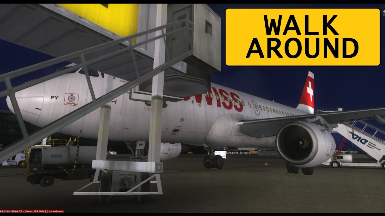 fsx aerosoft airbus a319 start up walk around youtube rh youtube com United Airbus A319 US Airways Airbus A319