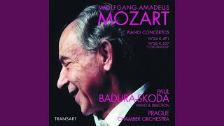 "Piano Concerto No. 26 in D major, ""Coronation Concerto"" K. 537: II. Larghetto"