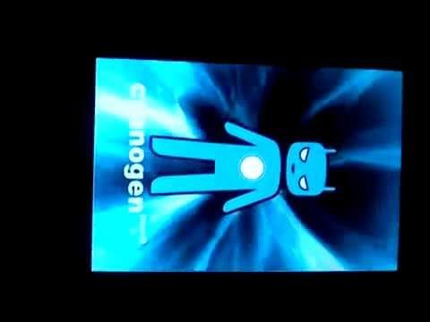 Samsung Galaxy Spica CyanogenMod 9 Android 4.0.4 (ICS) by Jankomuz