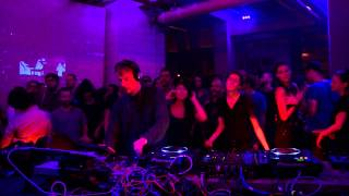 Machinedrum Boiler Room Berlin DJ Set