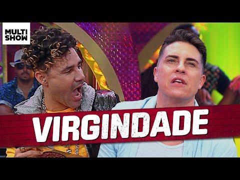 Marcelo Augusto perdeu a VIRGINDADE com quantos anos? 😱  Os Suburbanos  Humor Multishow