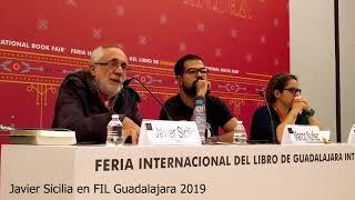 JAVIER SICILIA EN FIL GUADALAJARA 20191