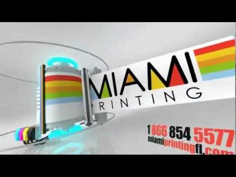Business Cards, Flyers & Brochures | Miami Printing, FL