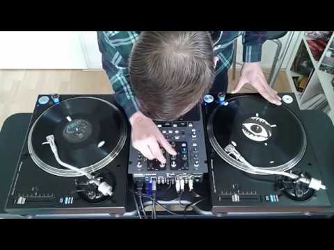 DJ Fred W - More Analog Hiphop Turntablism