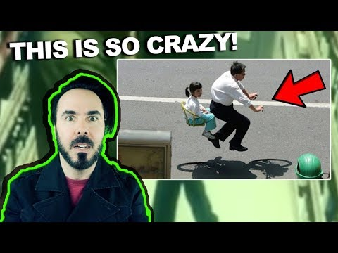 10 Glitches In The Matrix Caught On Camera Reloaded!