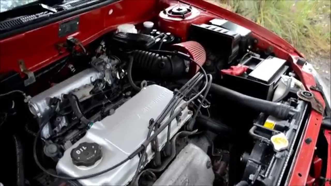 Mitsubishi Colt Cj0 1 3i 12v Sound Engine Air Filter