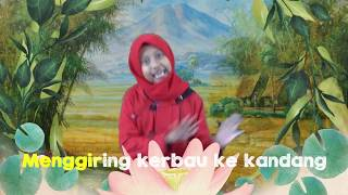 Paman Datang (lirik) / Lagu Anak Indonesia